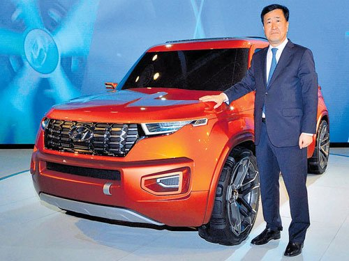 Compact SUVs emerge biggest attraction at auto show