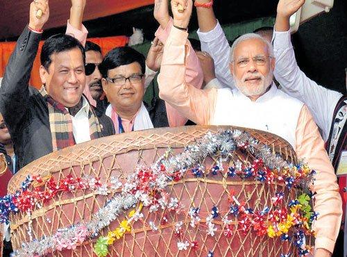 Modi for stronger bonds among Saarc nations