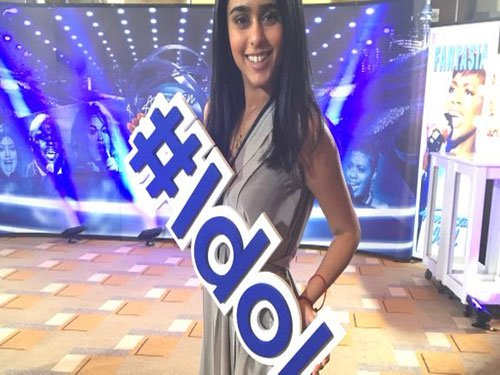 Indo-American singer reaches last 24 of 'American Idol'