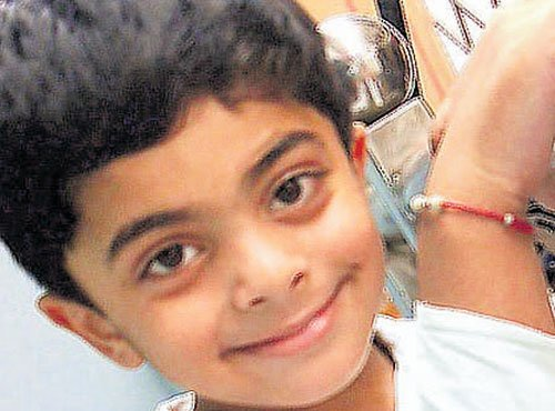 Devansh had injury marks in private parts: Father