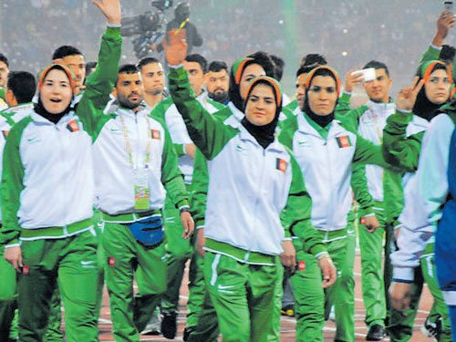 South Asian Games: Centre bears air travel fee of Afghan team