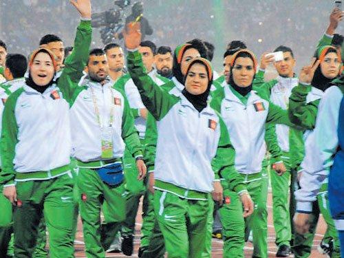 South Asian Games: Centre bears air travel fee of Afghan team
