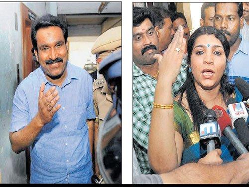 'Sarita had made 2,800 calls to Chandy'