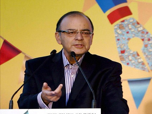 Jaitley asks states to spend more on infra
