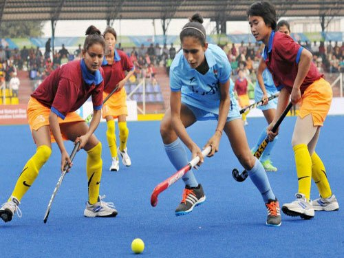 Indian eves pound Nepal 24-0 in SAG hockey