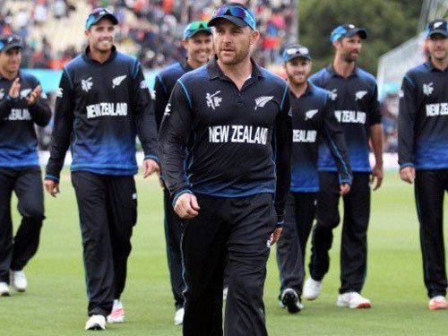 New Zealand farewell McCullum with series win