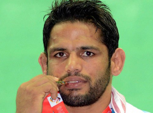 Indian wrestlers end campaign with 14 out of 16 gold in SAG