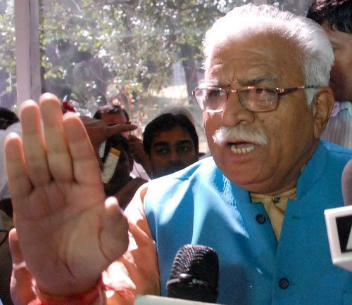 No plan to issue beef licences to foreigners in Haryana: CM