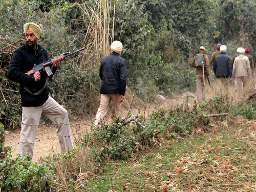 'No role of JeM in Pathankot attack'