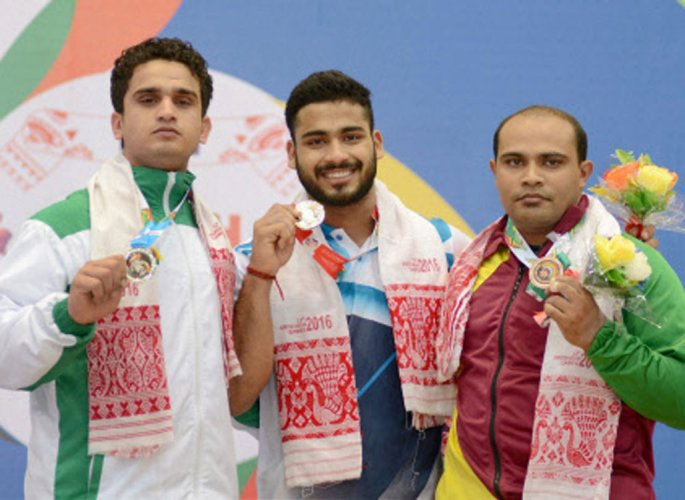 12th South Asian Games: Lifters hoist four gold