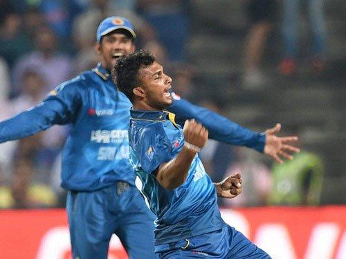 T20 internationals: India fall to Kasun-Dasun show