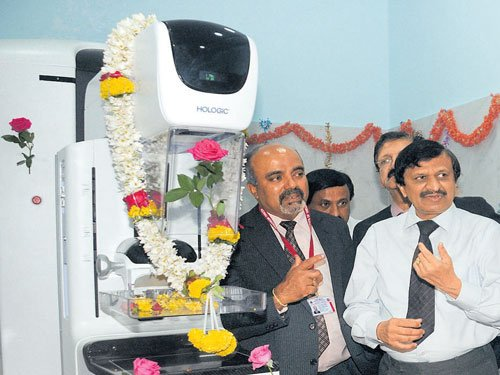 Now, cancer detection on wheels