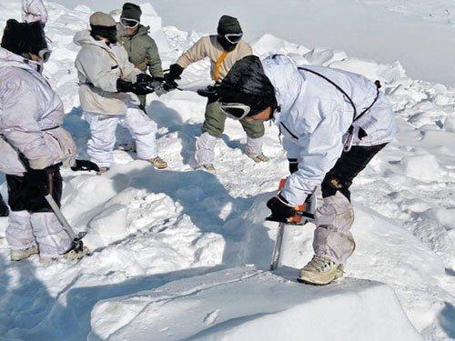 Siachen survivor battles for life