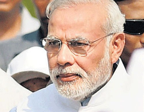 MP: Farmers asked to cut crops for PM's event, BJP denies