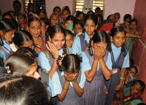 Hanamanthappa's village plunges into grief