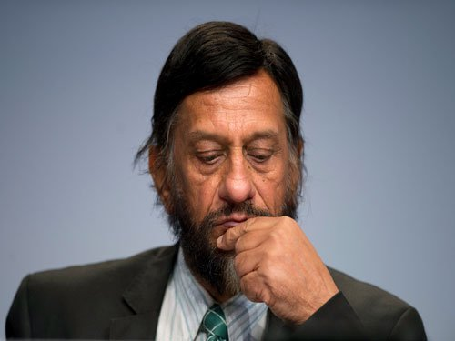 Pachauri goes on leave, to skip convocation