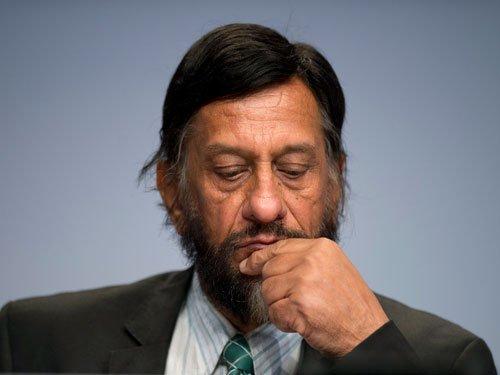 Pachauri proceeds on leave, Ashok Chawla named new chairman