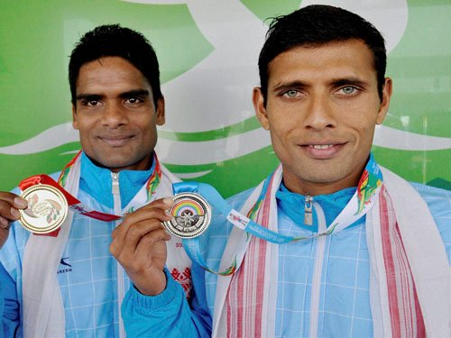 Dominant India adds to medals tally on day 8 of competition