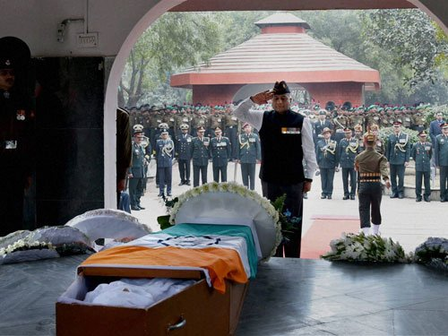 Bodies of Siachen victims likely to  be brought to Delhi today