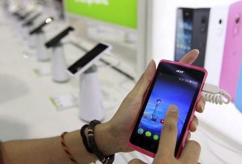 Global smartphone users to cross 6-bn level by 2020: Baidu