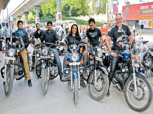Meet the night riders