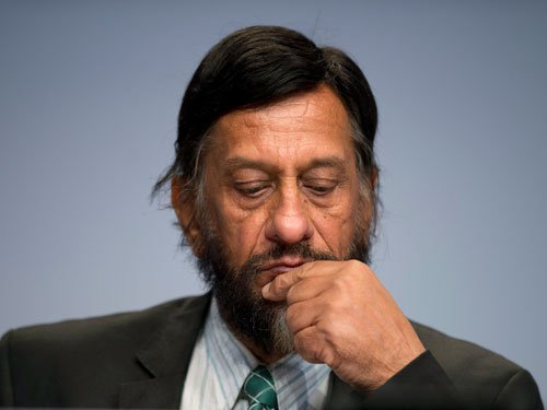 Court allows R K Pachauri to travel to Sharjah to get award