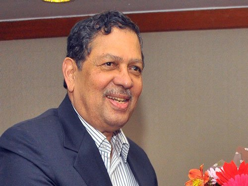There was no need for  a costly watch: Hegde