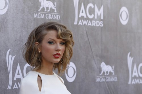 Taylor Swift wins 'Album of the Year' award at Grammys