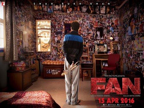 Shah Rukh Khan gifts 'Fan' anthem to his 'Jabra fans'