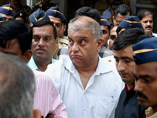 Charge sheet against Mukerjea filed