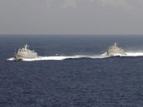 China deploys anti-aircraft missiles in disputed SCS: report