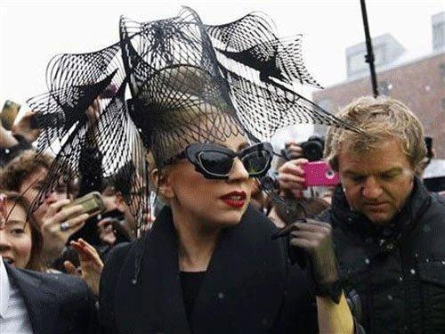 Lady Gaga vows never to turn fashion designer
