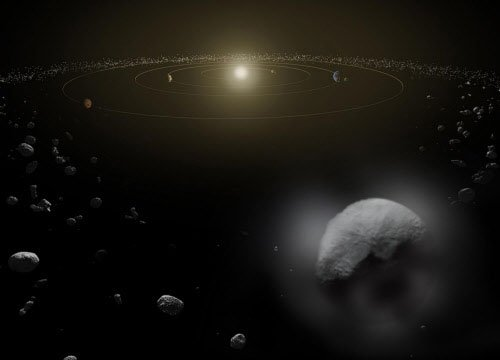 Asteroid 'murder mystery' solved