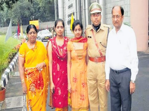 IPS officer died a month before his wedding