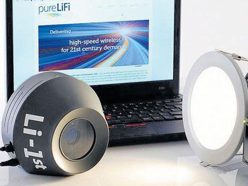 Li-Fi products will draw GenNext