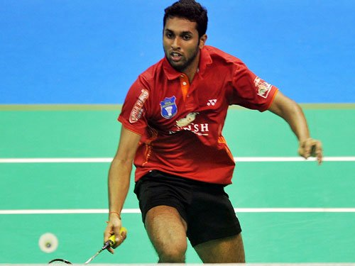 Indian men storm into semis of Badminton Asia Team Ch'ships