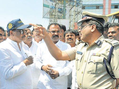New 6-lane flyover to ease traffic at Krishnarajapuram junction