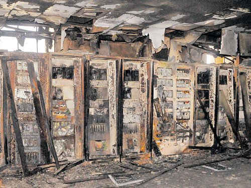 Sharavathi fire: Govt to form inquiry panel