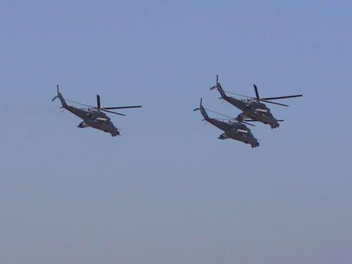 Anti-UK feeling hampered India's purchase of Westland choppers