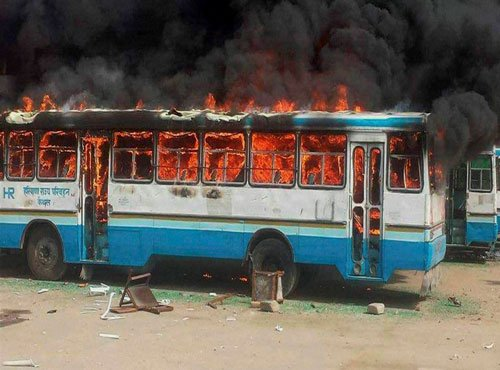 Jat agitation a threat to investors' summit preparations