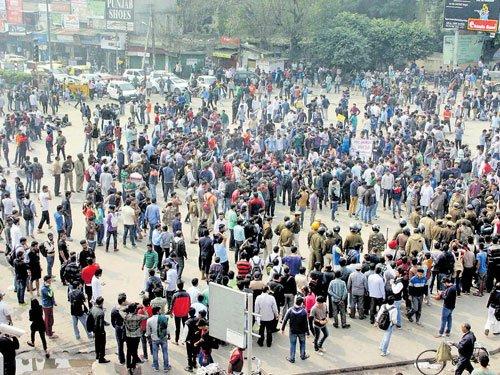 Cornered govt has no option but listen to Jats