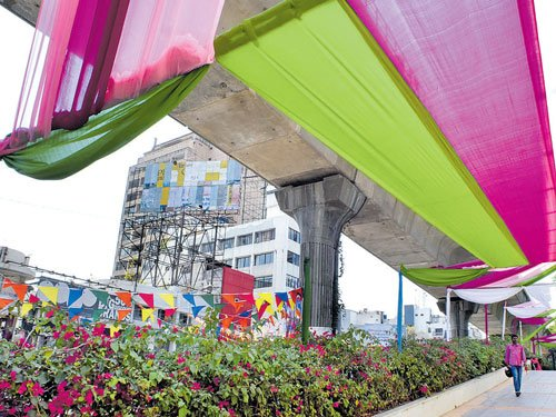 MG Road set for 'Open' Street today