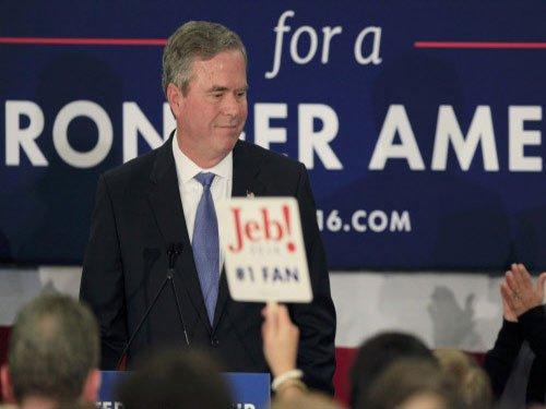 Jeb Bush drops out of White House race