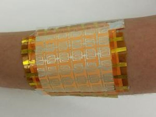 New smart skin may transform medicine, robotics