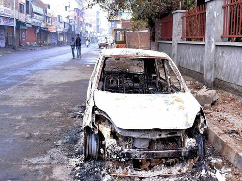 Jat stir: 2 more killed, toll 12, more than 150 injured