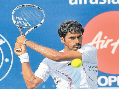 Myneni comes a cropper in final, ends runner-up in Delhi Open