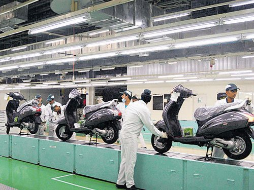 Industrial corridors to shine in Make in India