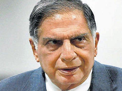 Ratan Tata accuses older airlines of 'monopoly'