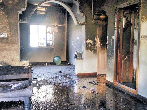 'Jealous siblings burnt alive farmer's family'