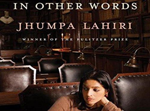Jhumpa Lahiri pens love affair with Italian in new book